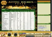 aztec riches poker lobby