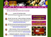 aztec riches poker website